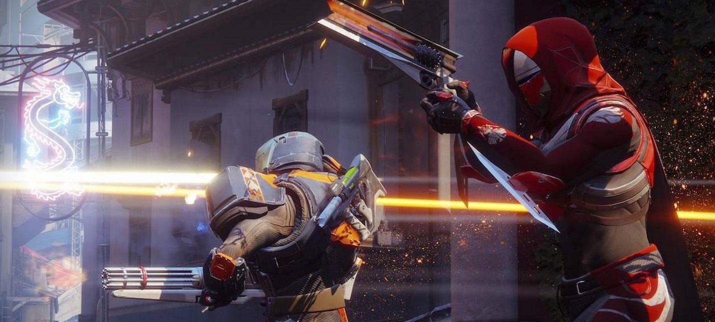 Destiny 2 с дополнением Shadowkeep потребует 165 ГБ свободного места