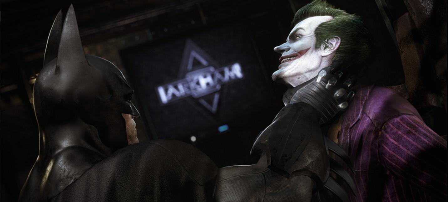 Как могла бы выглядеть Batman: Arkham Asylum на Unreal Engine 4