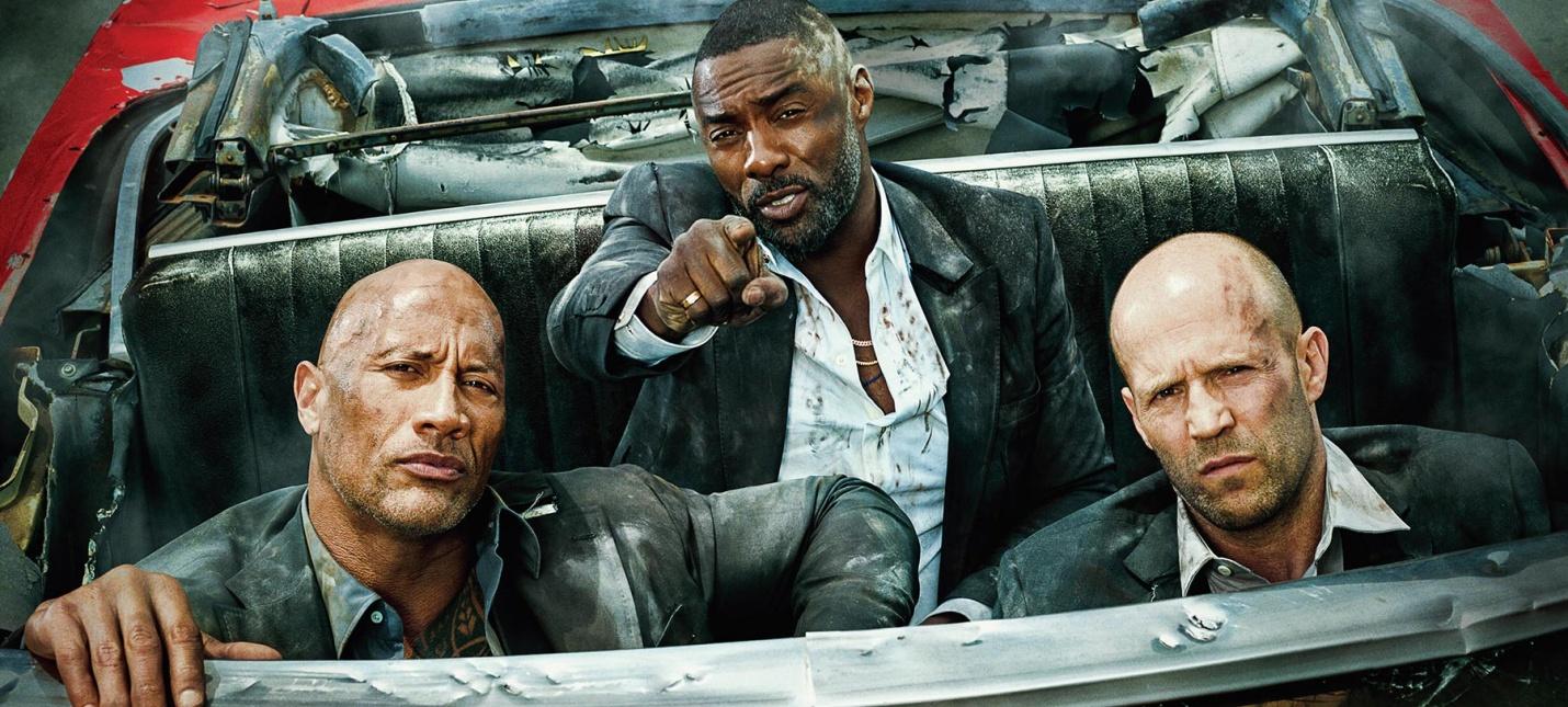 "Box Office: ""Хоббс и Шоу"" собрали 332 миллиона долларов"