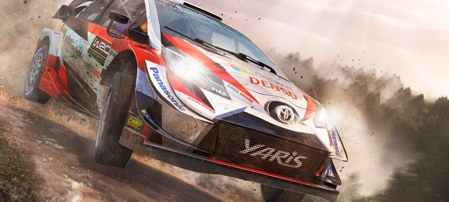 Раллийный симулятор WRC 8 выйдет в начале сентября