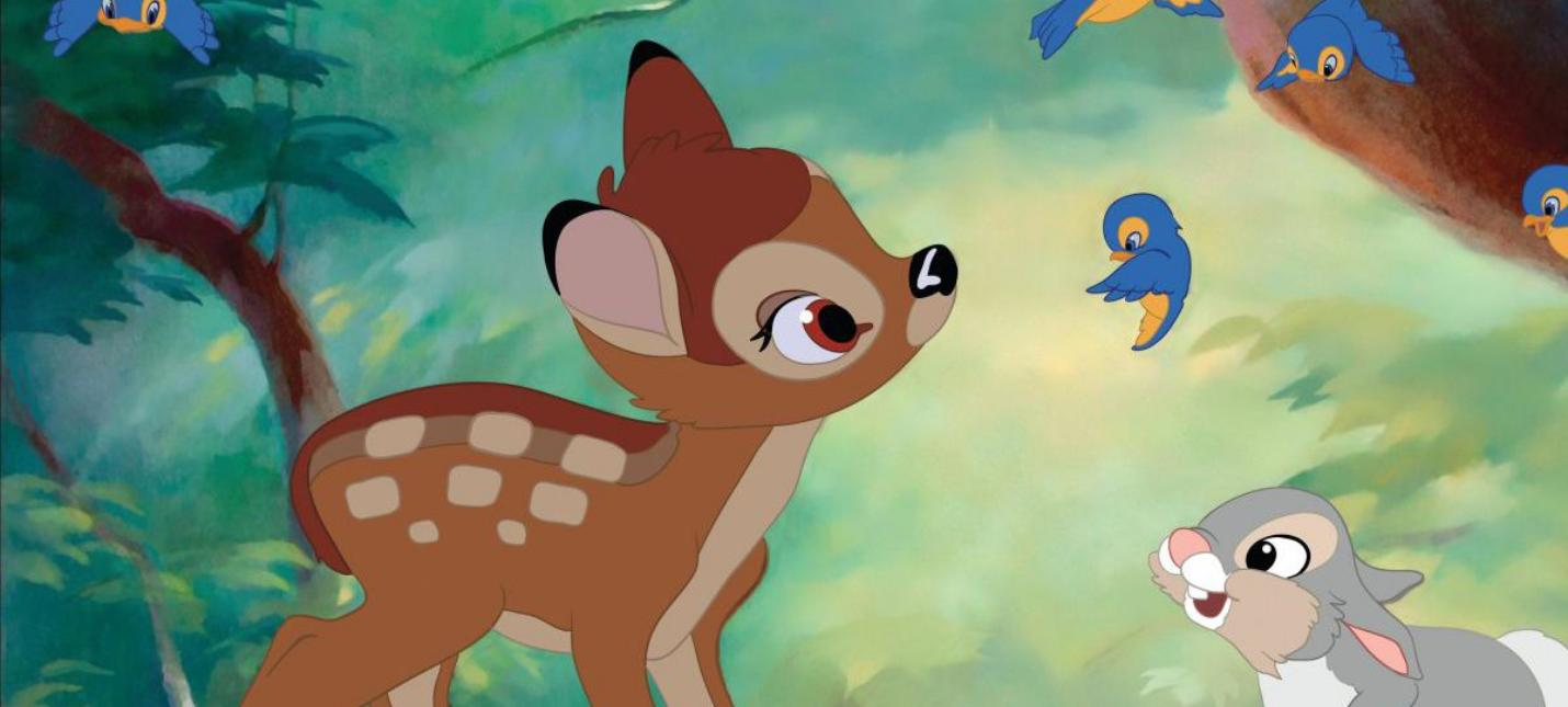 "Слух: Disney планирует снять лайв-экшен ""Бэмби"""