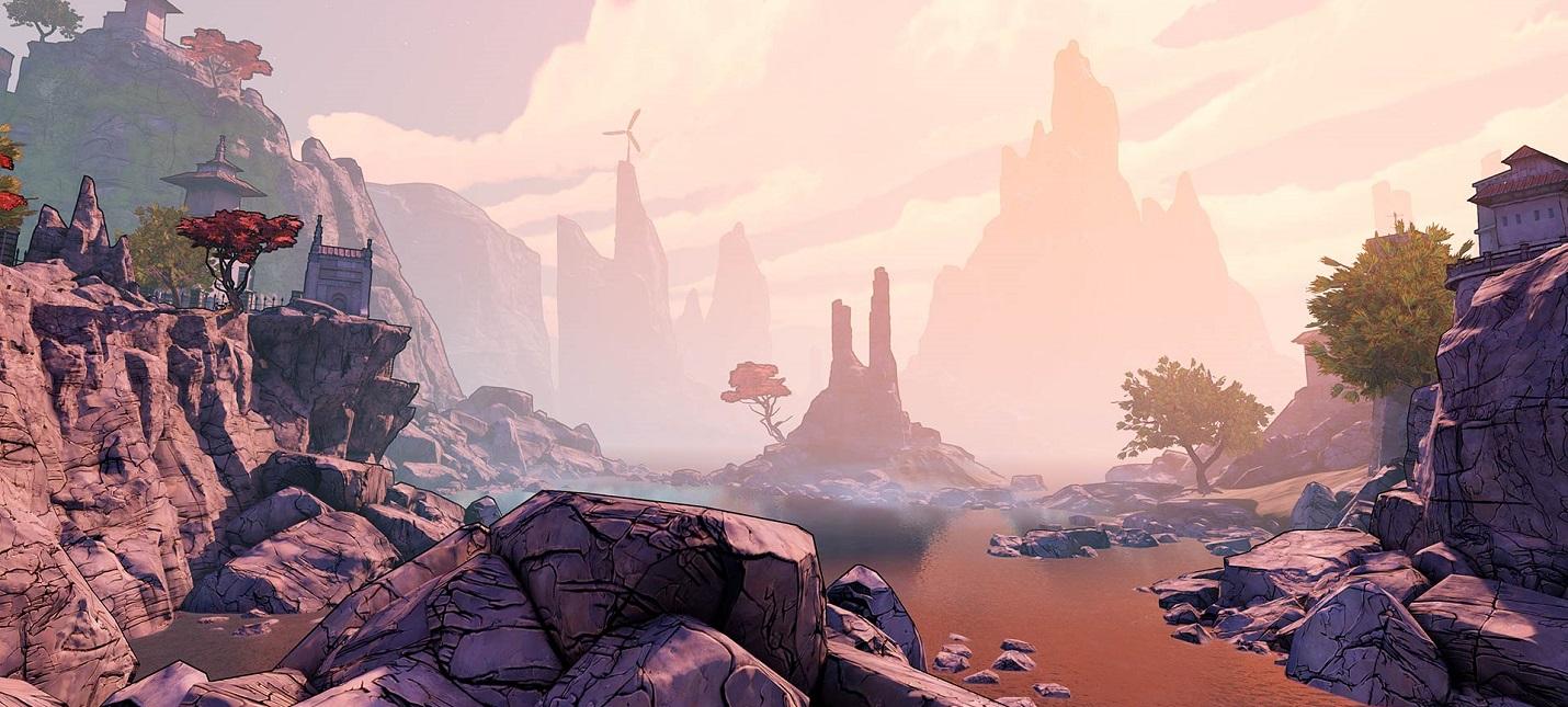 Gearbox представила четвертую планету в Borderlands 3 — Афины
