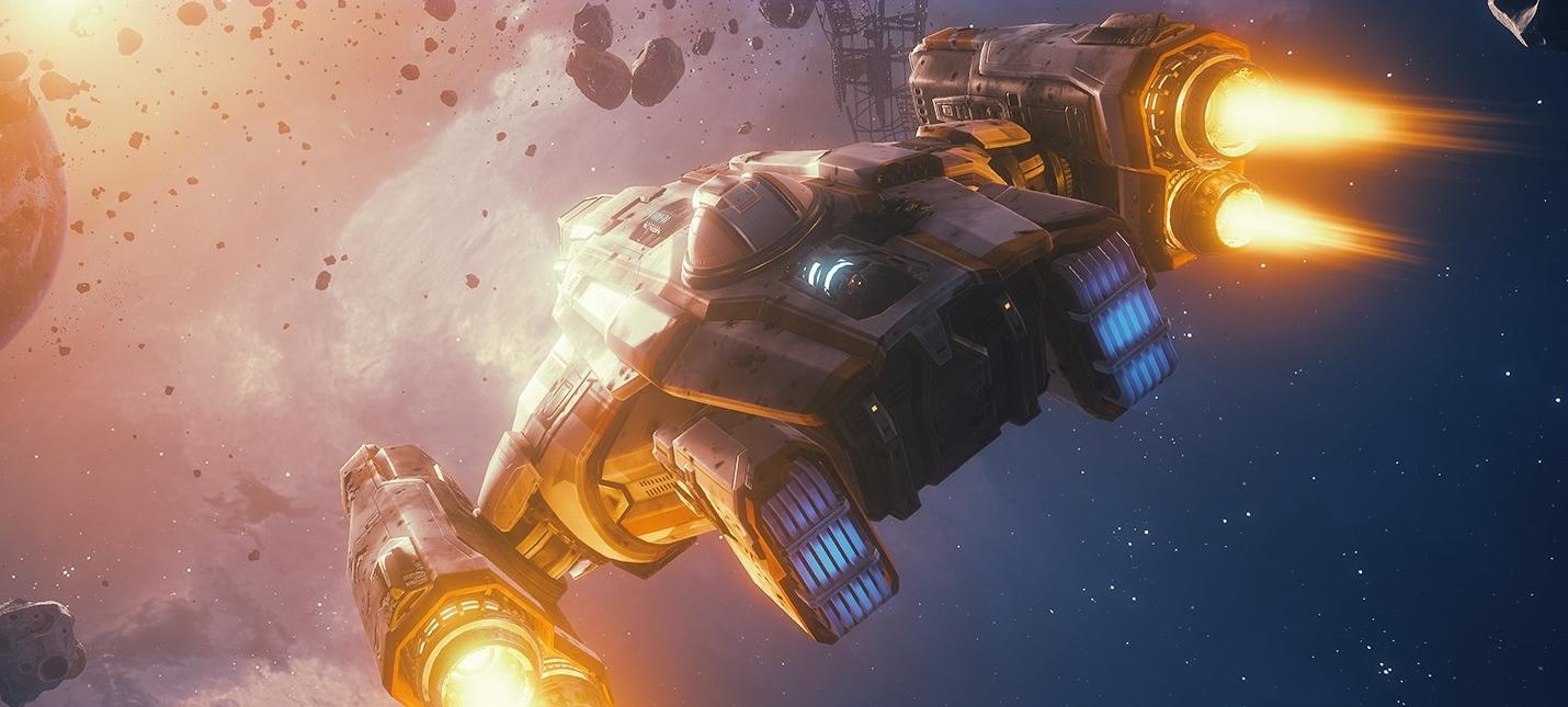 Разработчики Everspace создают новую космическую игру — анонс 19 августа