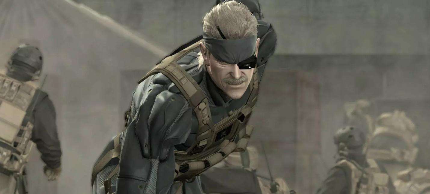 На эмуляторе PS3 впервые запустили Metal Gear Solid 4