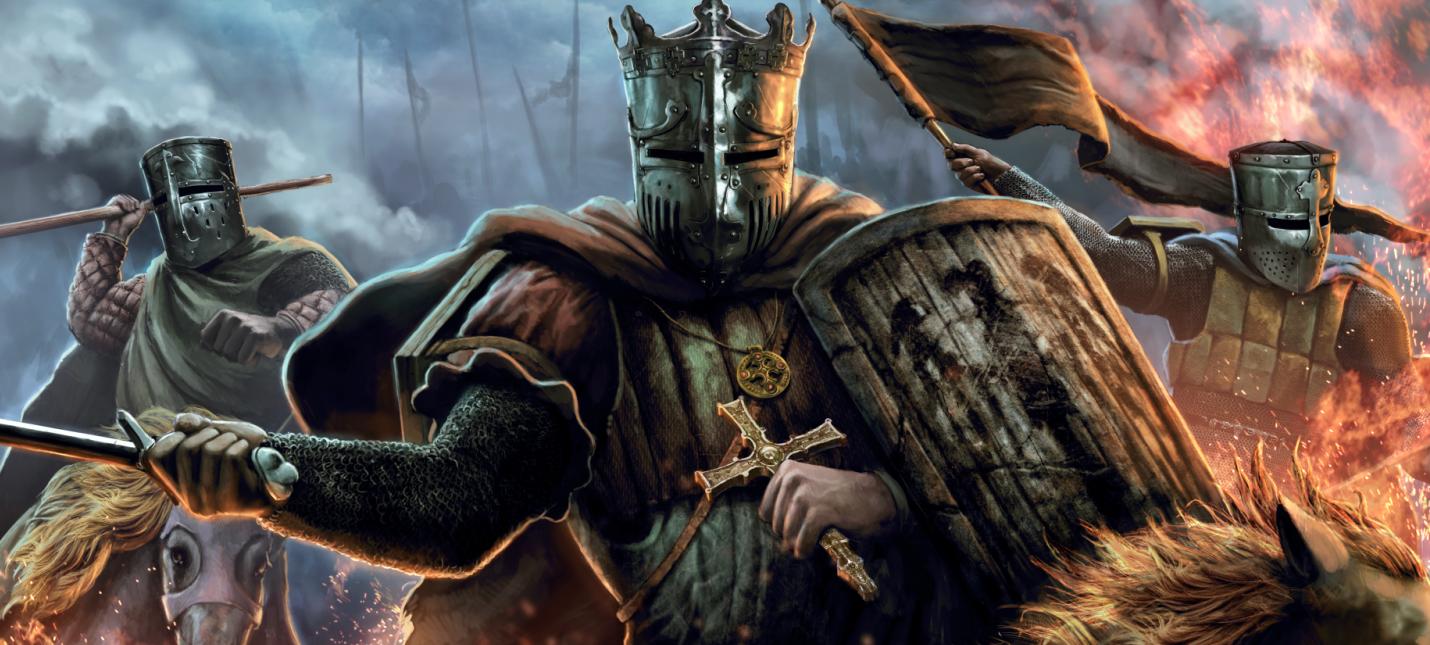 Стратегия Ancestors Legacy вышла на PS4 и Xbox One