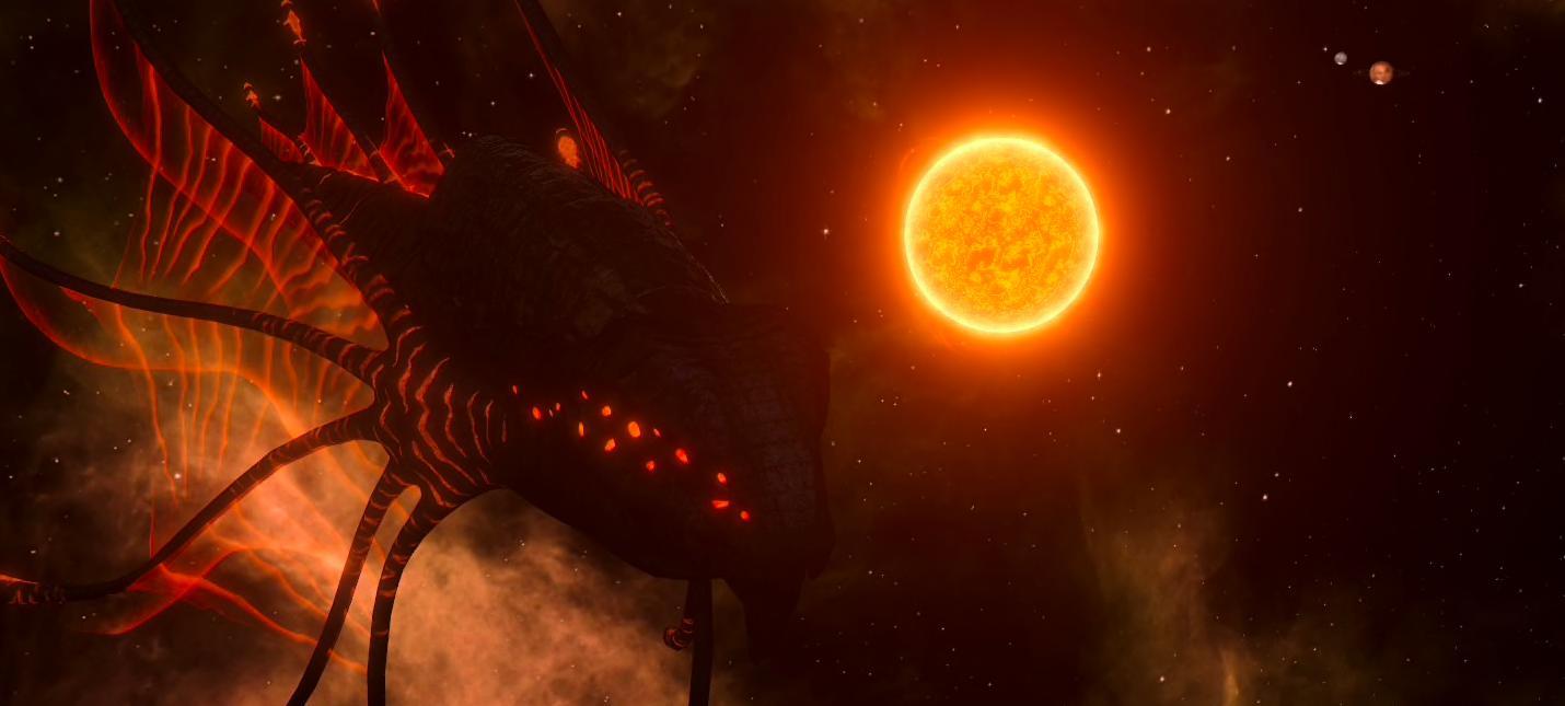 Для Stellaris: Console Edition вышло первое крупное дополнение — Utopia