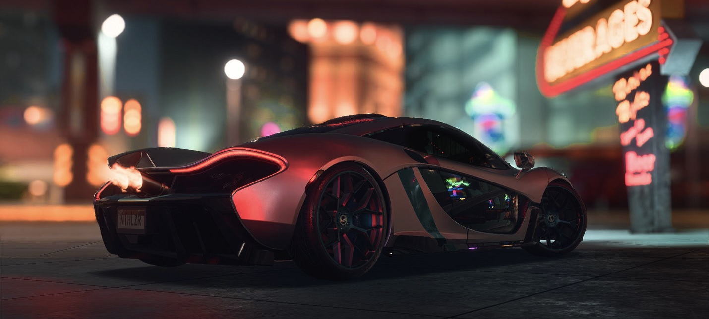 Слух: девушка-протагонист, ночной открытый мир и другие детали Need for Speed: Heat
