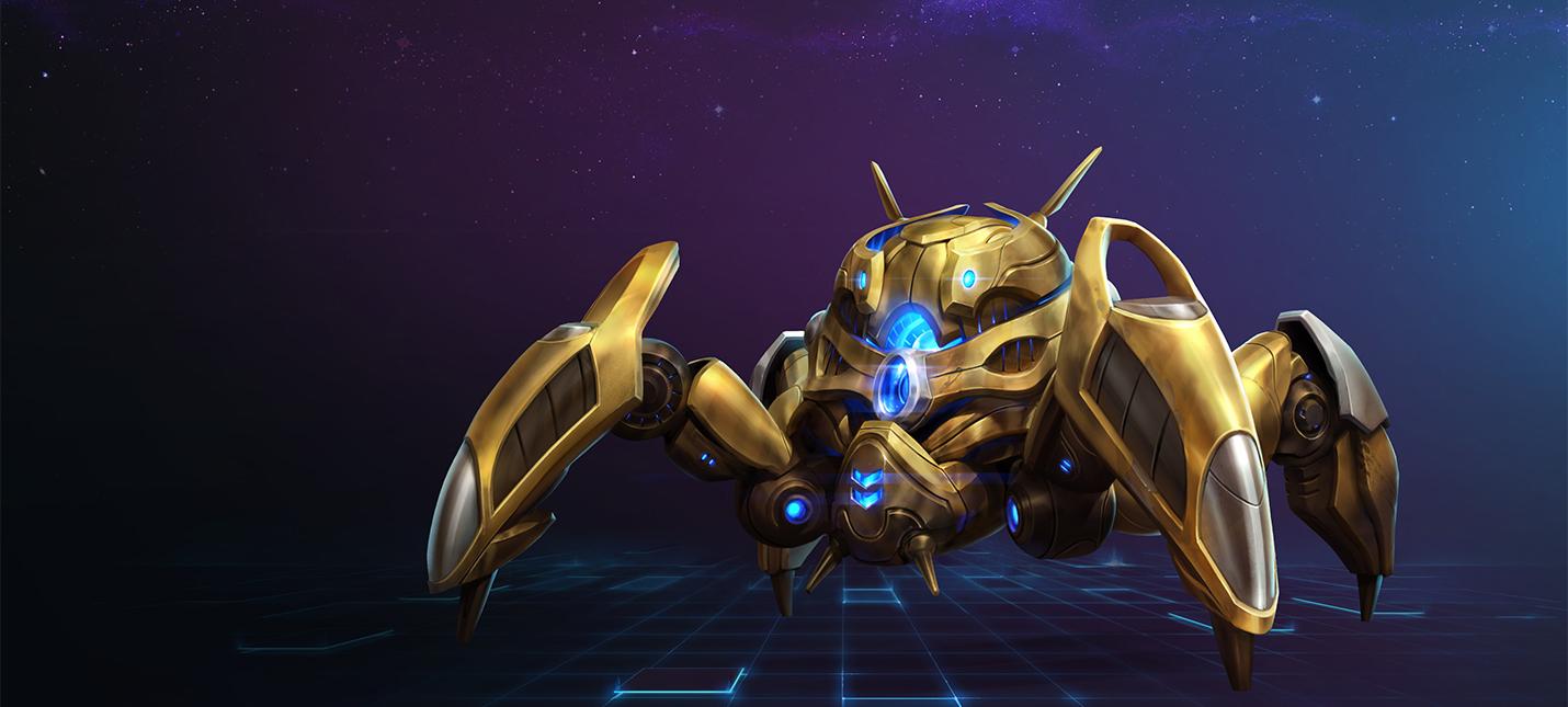 Blizzard сбалансировала ранговые матчи в Heroes of the Storm