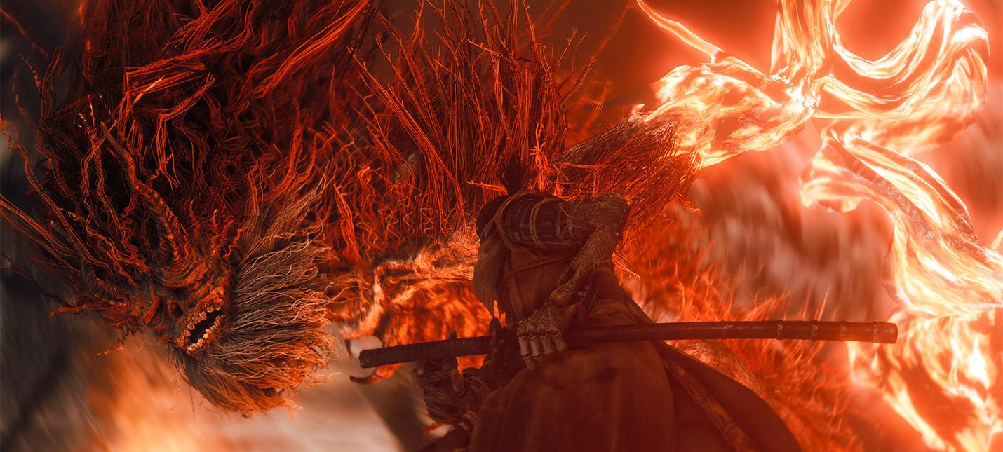 Игрок наложил звуки из Cuphead на геймплей Sekiro: Shadows Die Twice