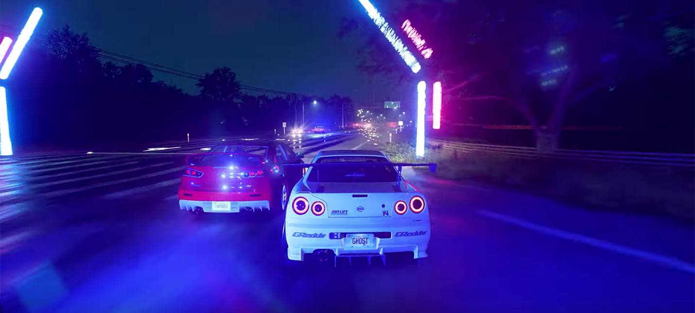 Стандартное издание Need For Speed: Heat для PC стоит 3500 рублей