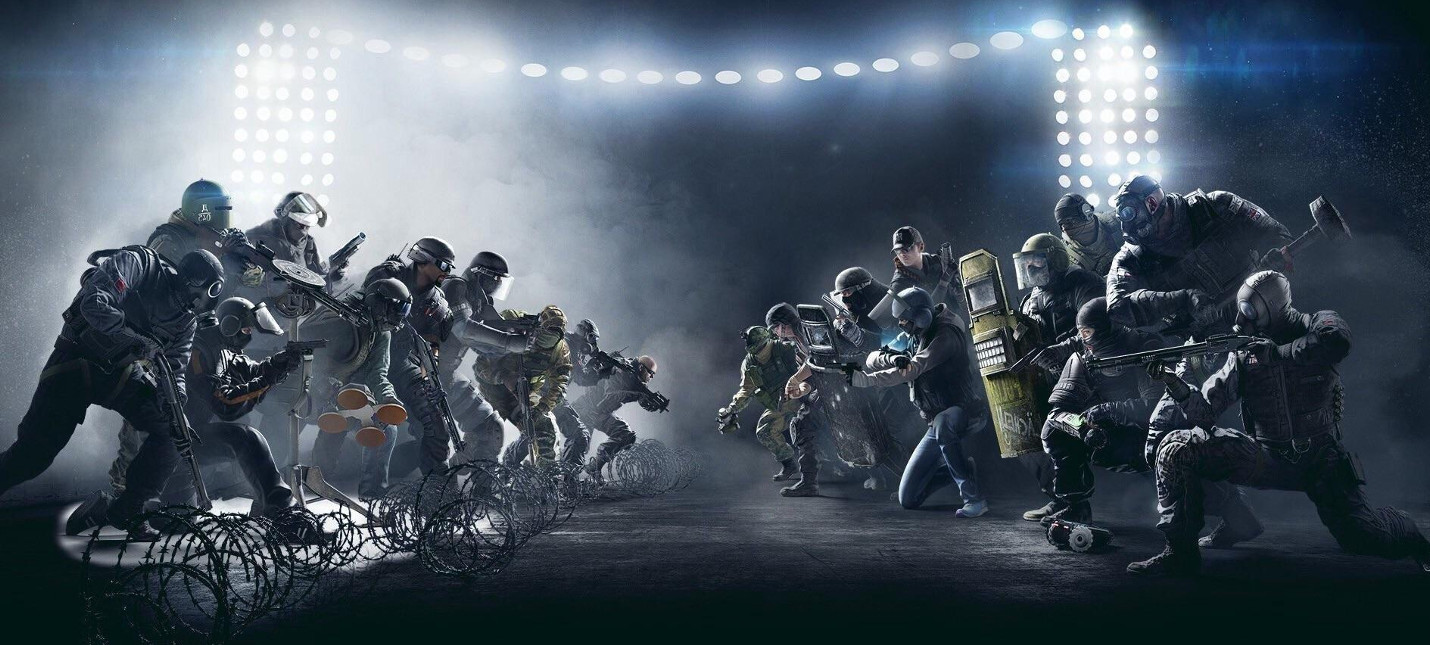 Трейлер Rainbow Six Siege о новых гаджетах