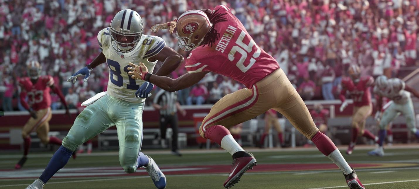 NPD: Madden NFL 20 возглавила июльский чарт в США
