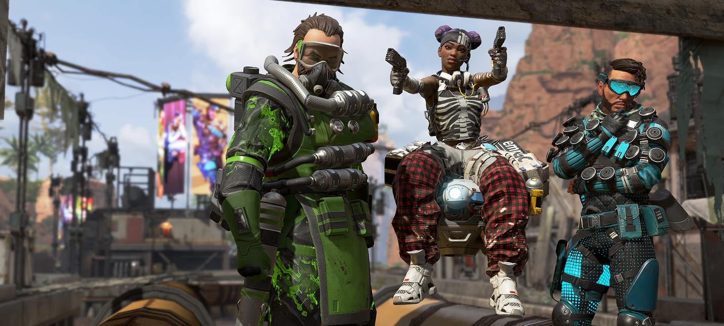 """Разработчики Apex Legends внесли изменения в событие """"Железная Корона"""""""