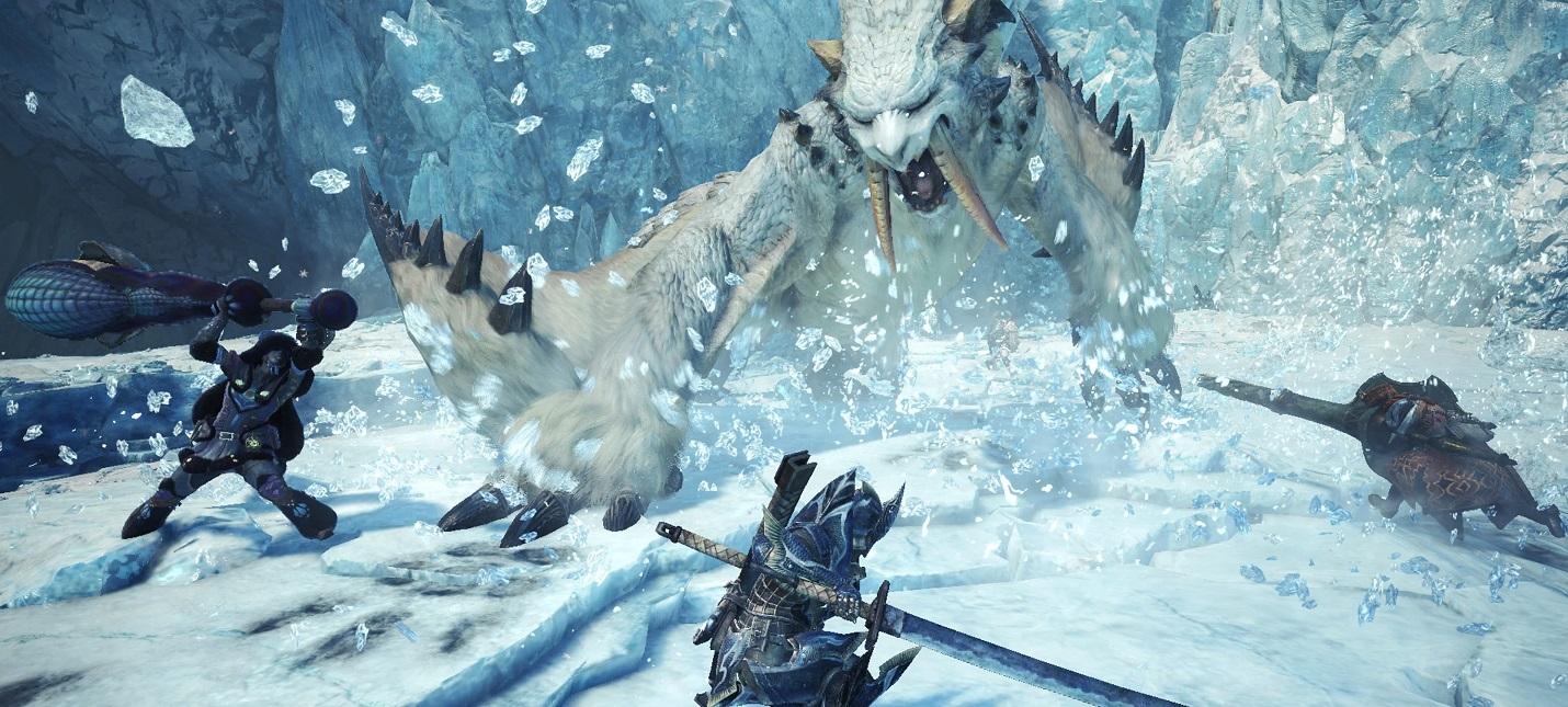 Кастомизация дома Monster Hunter World: Iceborne в новом геймплейном ролике