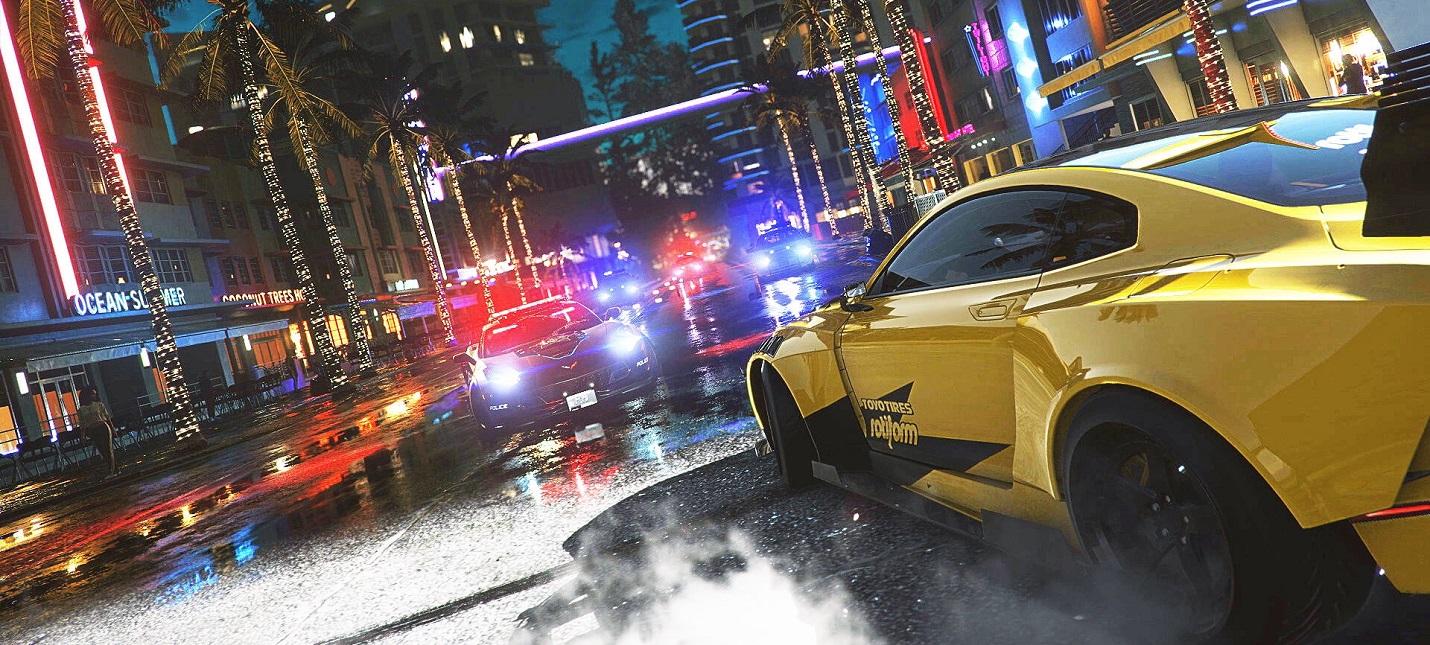 Свежие скриншоты и подробности геймплея Need for Speed: Heat