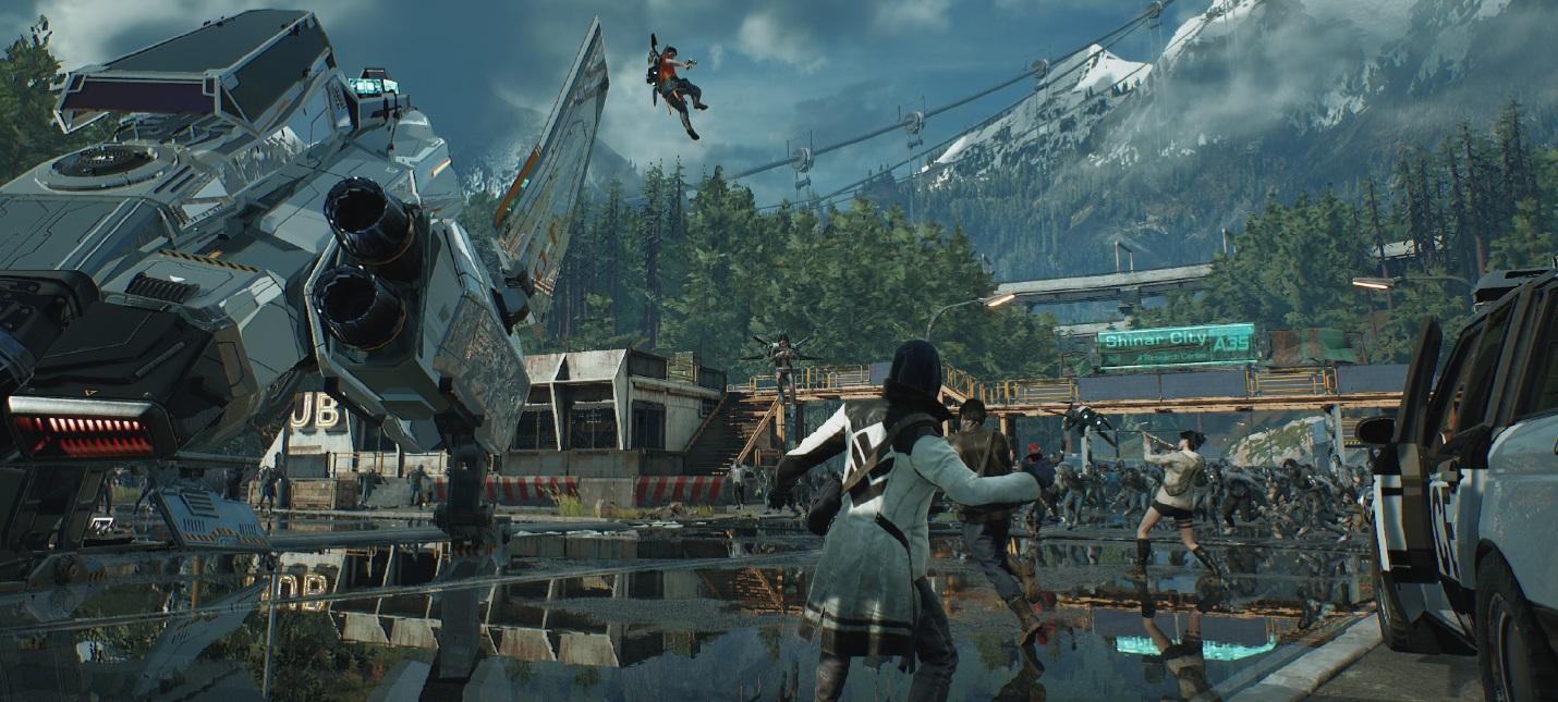 Gamescom 2019: первый трейлер и геймплей PvPvE-экшена Synced: Off Planet