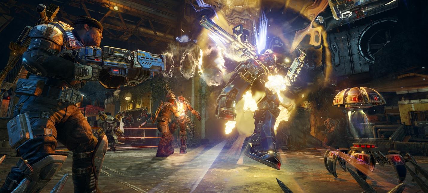 Gamescom 2019: Gears 5 выйдет в Steam + трейлер режима орды