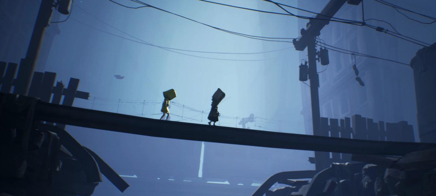 Gamescom 2019: Состоялся анонс Little Nightmares 2