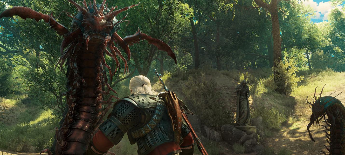Gamescom 2019: The Witcher 3 выйдет на Switch 15 октября