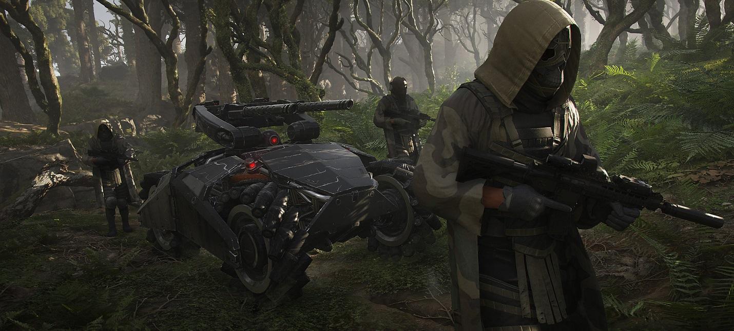 13 минут мультиплеерного режима Ghost War в Ghost Recon Breakpoint