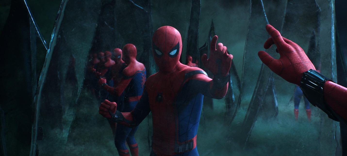 """""""Человек-паук: Вдали от дома"""" вернется в кинотеатры с новыми сценами"""