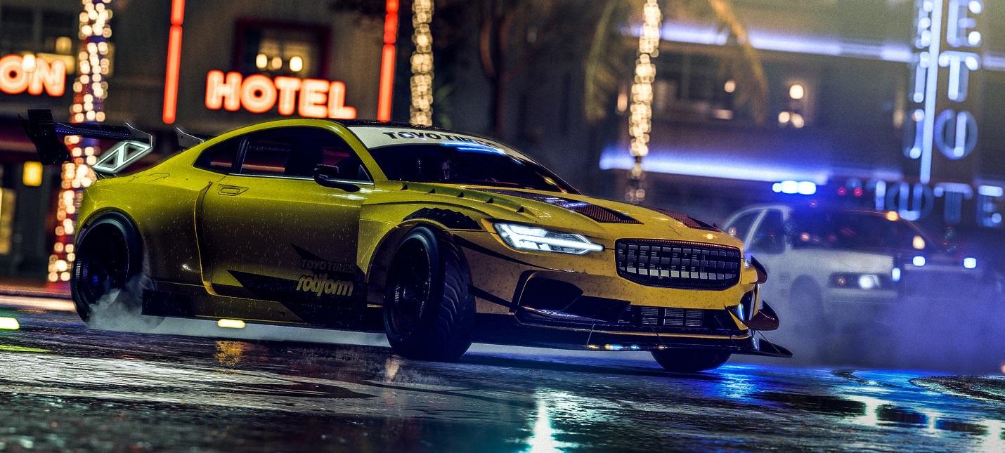 Gamescom 2019: Кастомизация Nissan GTR и две гонки в геймплее Need for Speed Heat