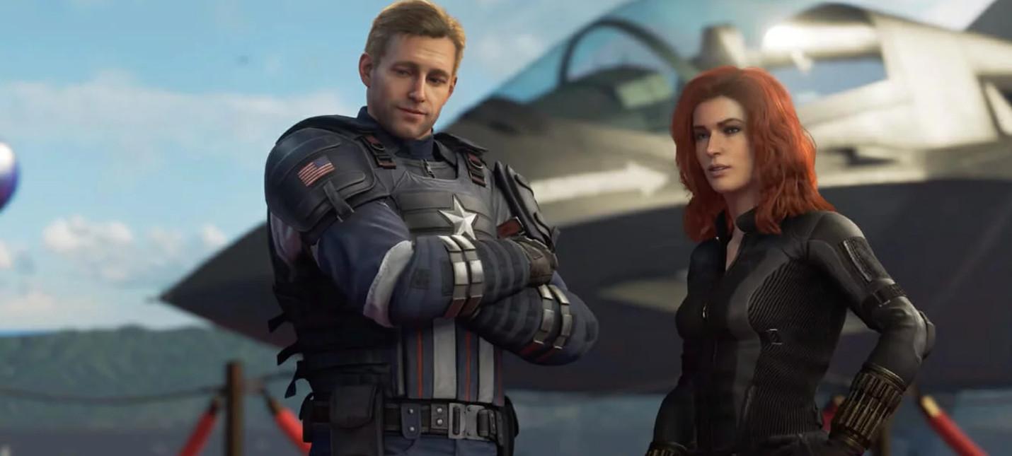 Gamescom 2019: Модели героев Marvel's Avengers могут немного измениться