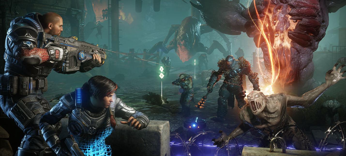 Разработчики Gears 5 уверены, что опережают индустрию по части монетизации без лутбоксов