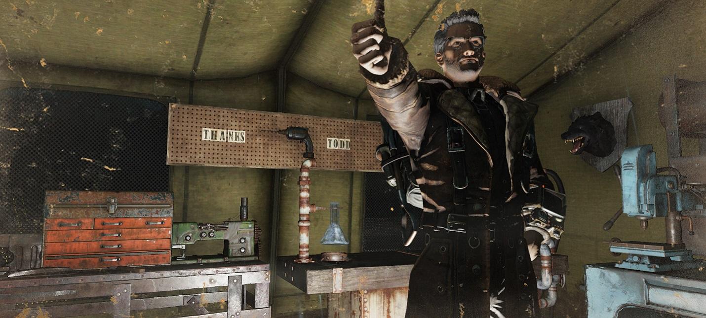 Игрок прошел новый сложный рейд Fallout 76 и в награду получил бесполезную дрель
