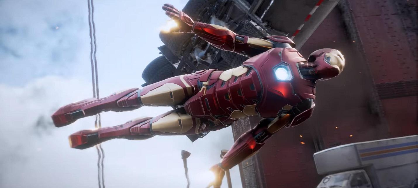 Глава Crystal Dynamics рассказал о сюжете, навыках героев и контенте Marvel's Avengers