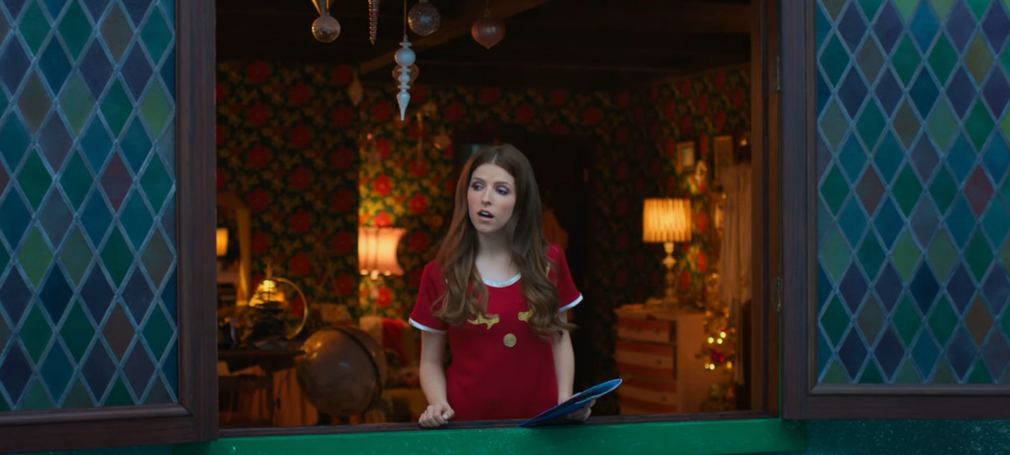 D23: Первый трейлер рождественской комедии Noelle для Disney+