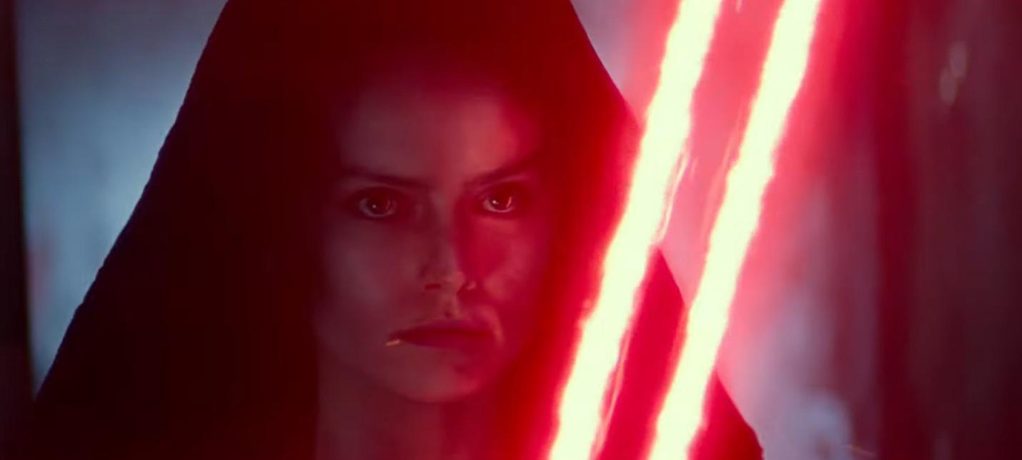 Рей и странный световой меч в новом ролике Star Wars: The Rise of Skywalker