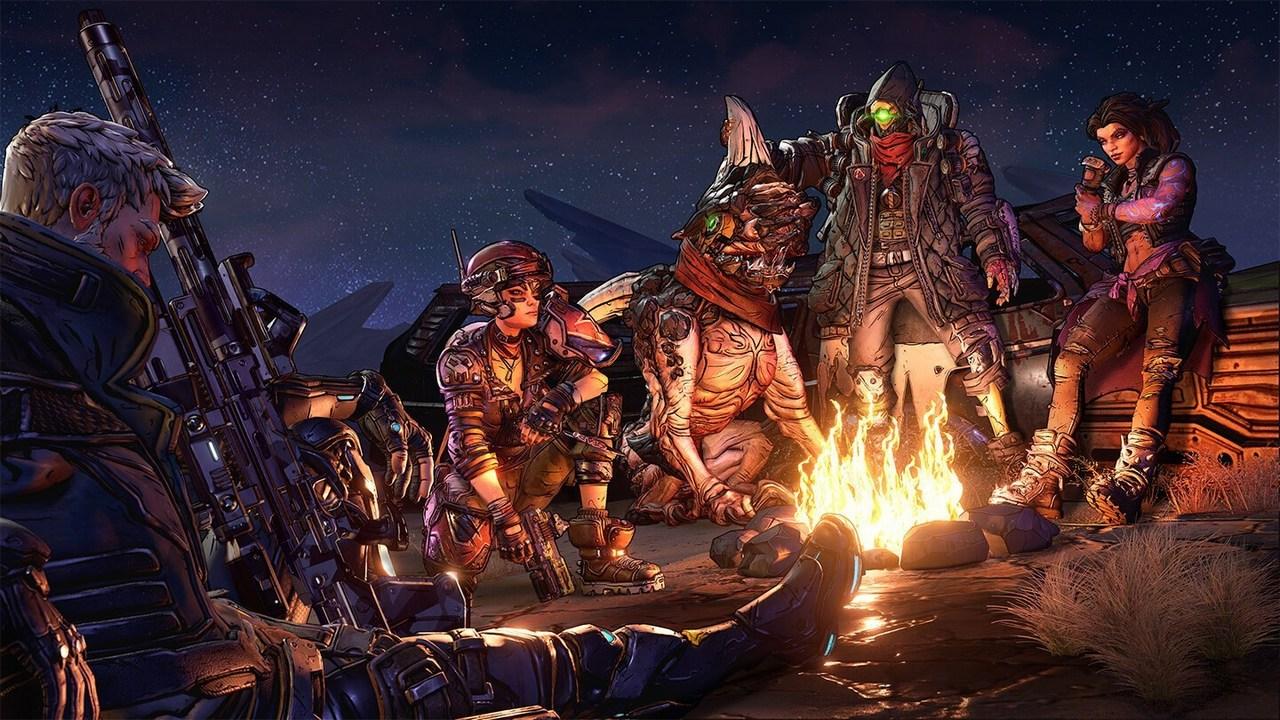 Gamescom 2019: Впечатления от 30 минут в Borderlands 3