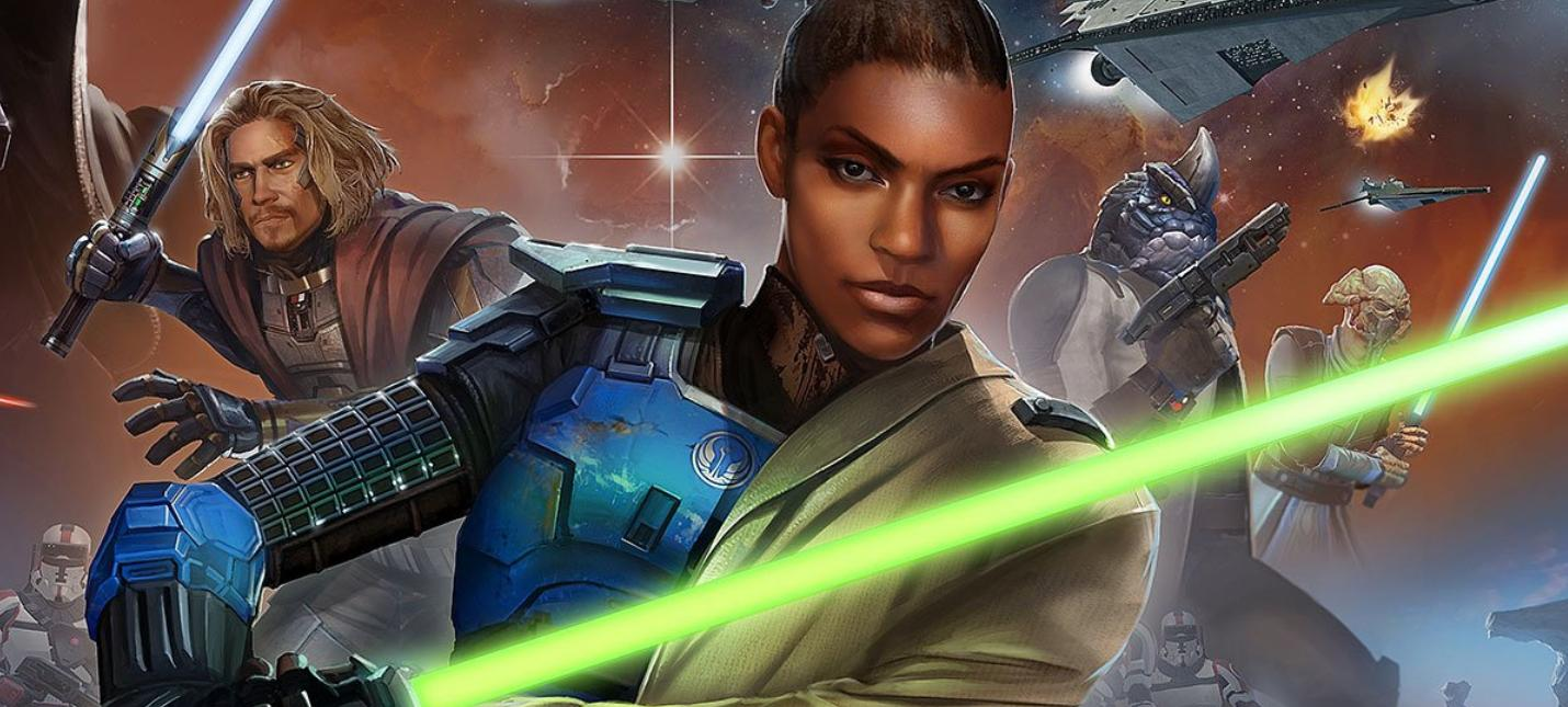 Релиз расширения Star Wars: The Old Republic — Onslaught перенесен
