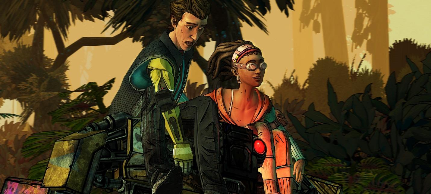 Сценарист Borderlands 3 хотел бы продолжить историю Tales from the Borderlands