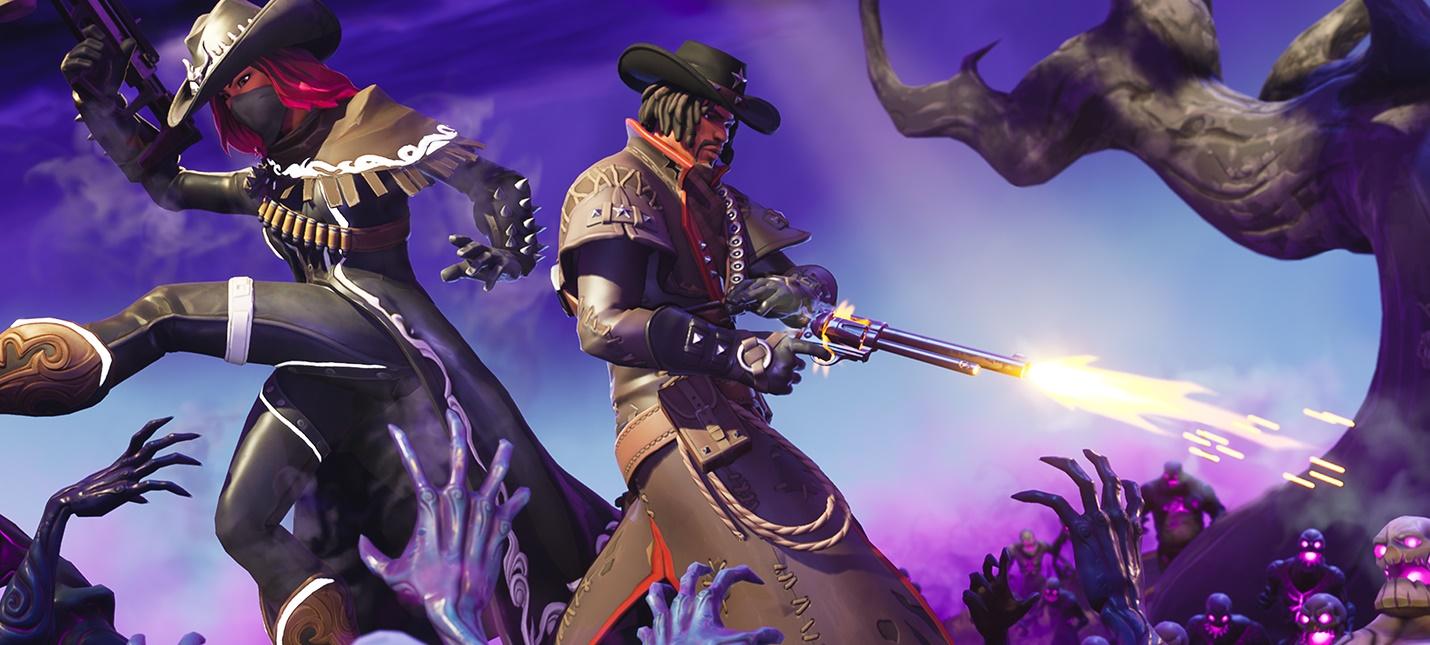 Ютубер показал, как мог бы выглядеть кроссовер Fortnite и Dark Souls