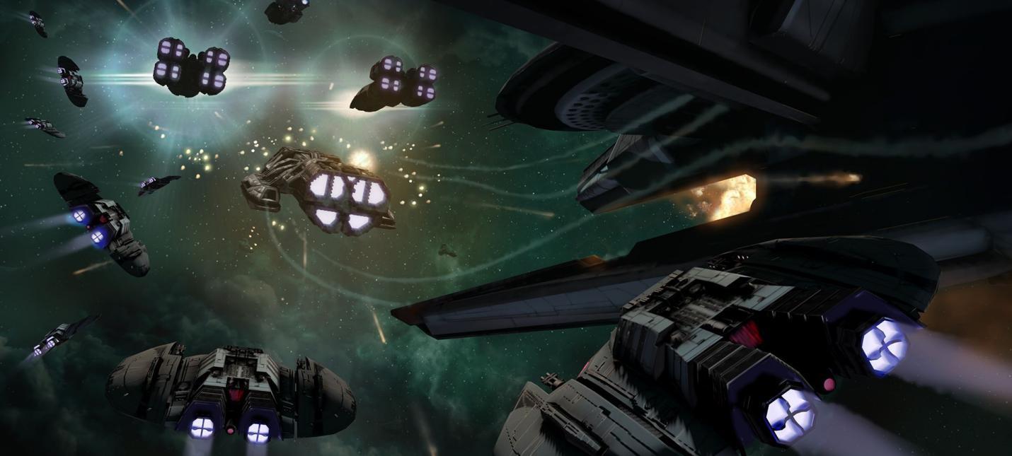 Релизный трейлер дополнения Resurrection для Battlestar Galactica Deadlock