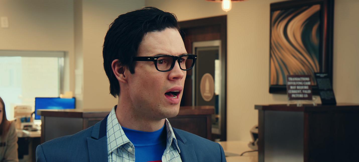 Супермен берет выходной в пародии от Studio C