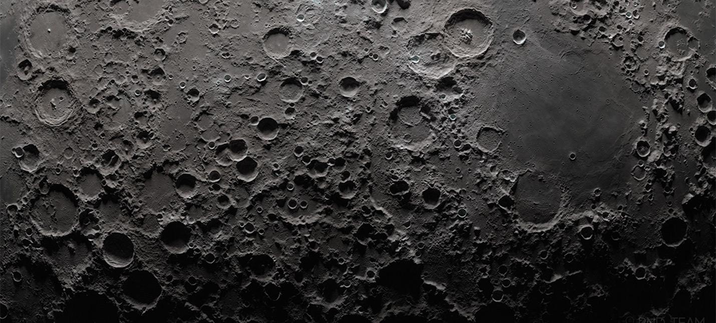 Китайский аппарат обнаружил гелеобразное вещество на темной стороне Луны