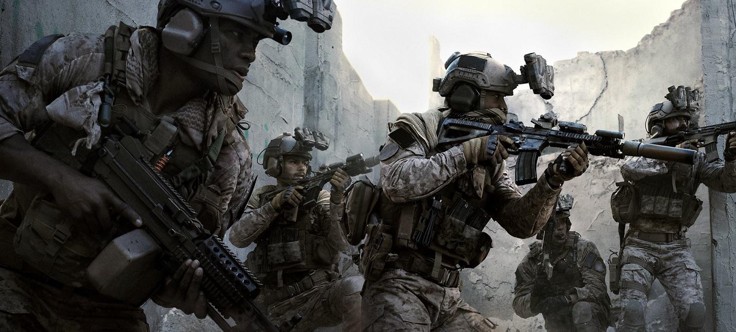 Продолжительность кампании Call Of Duty: Modern Warfare будет сопоставима с прошлыми играми серии