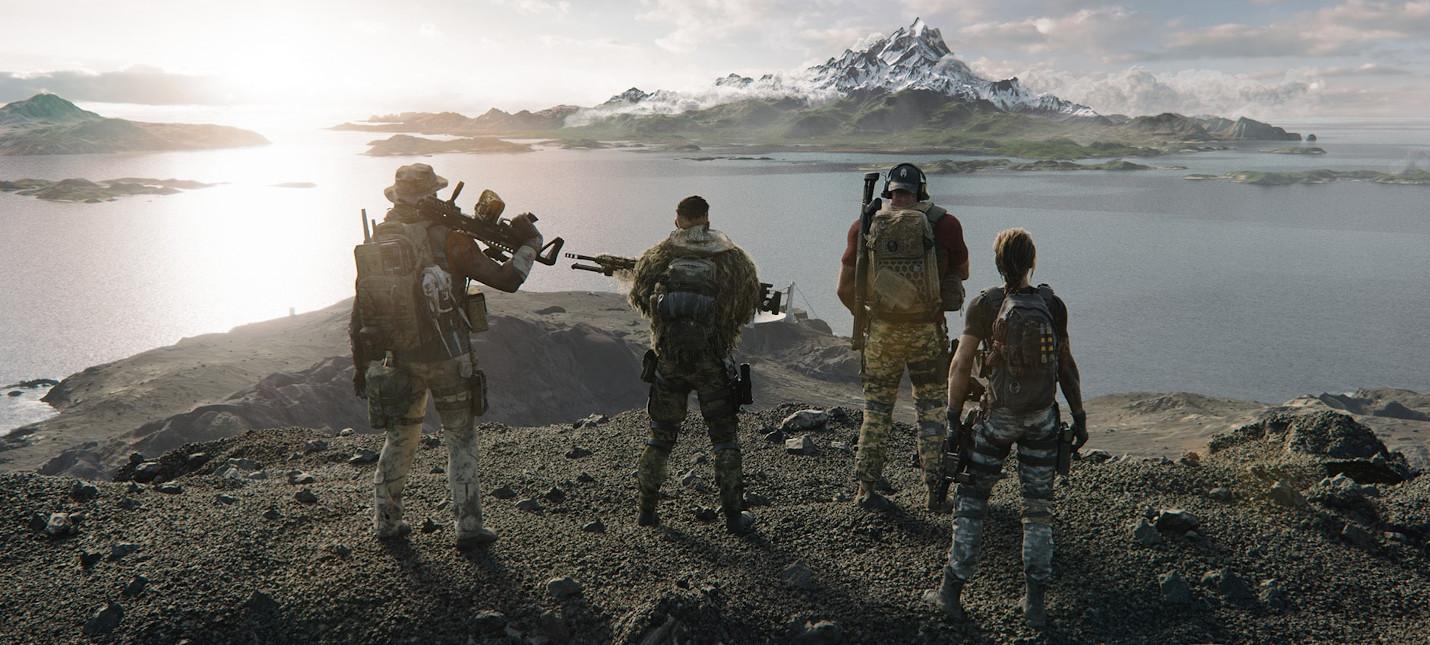 Ubisoft раскрыла планы на поддержку Ghost Recon Breakpoint в первый год после релиза