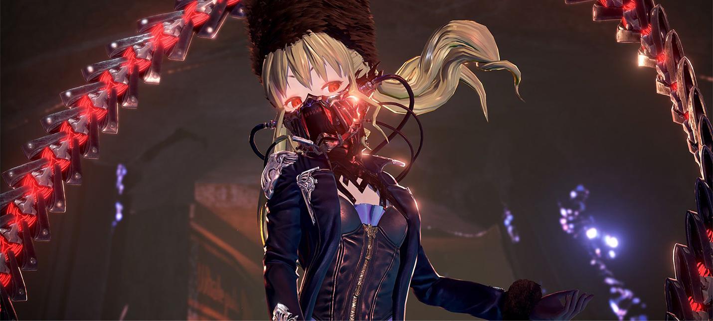 Демоверсия Code Vein уже доступна на PS4 и Xbox One