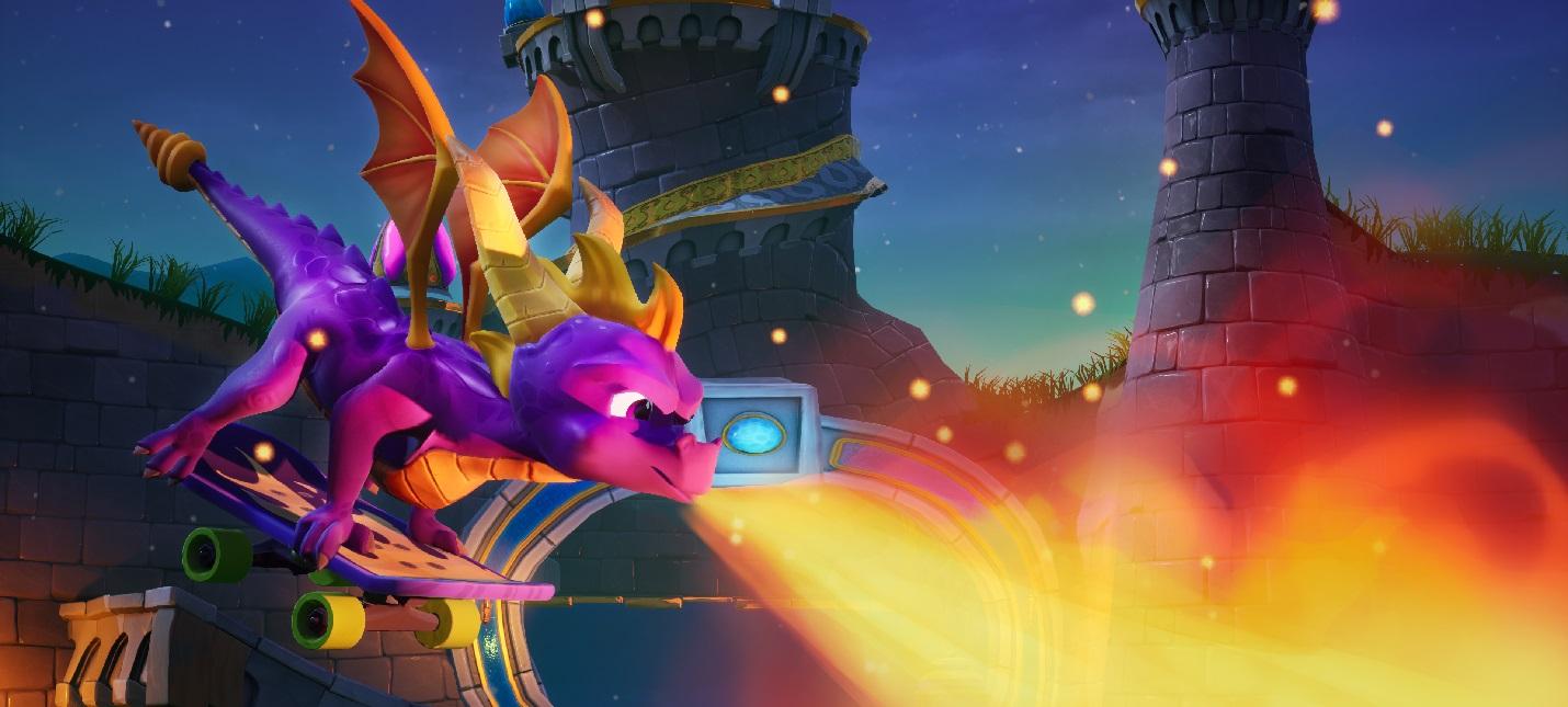Сравнение Spyro Reignited Trilogy на PC и PS4