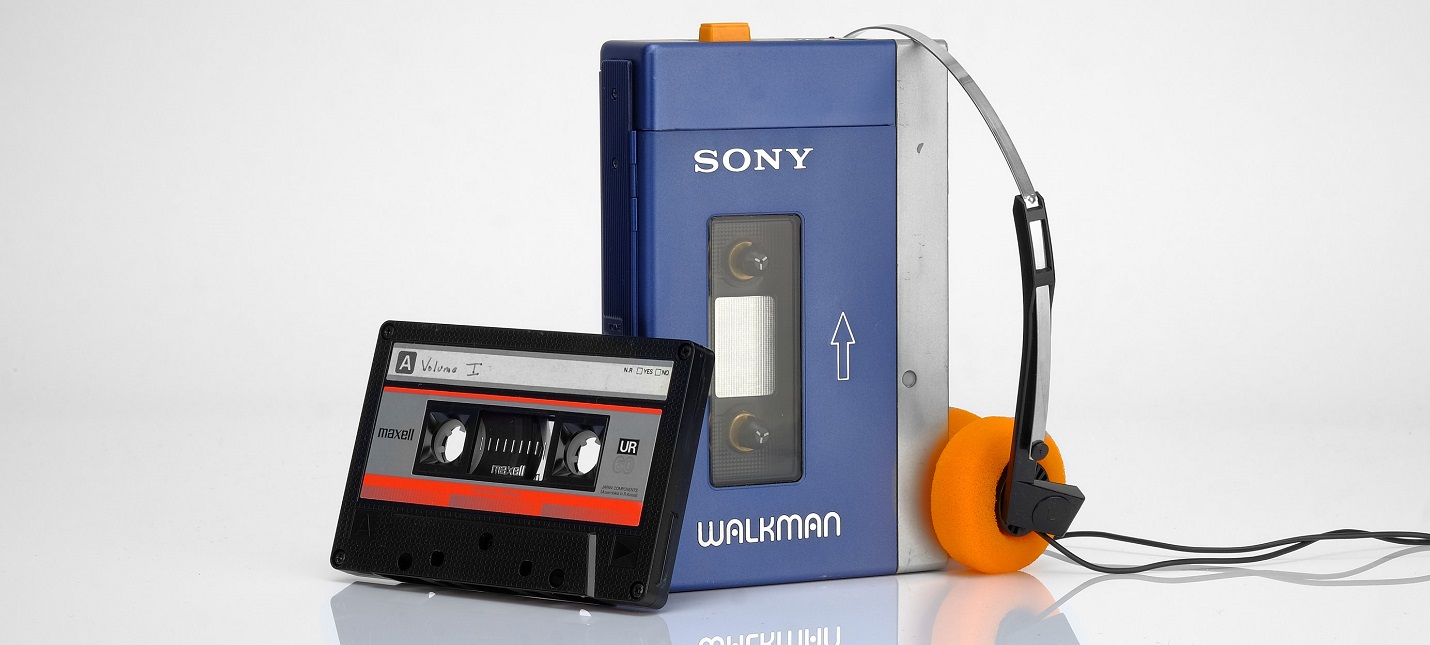 Sony анонсировала плеер Walkman под управлением Android