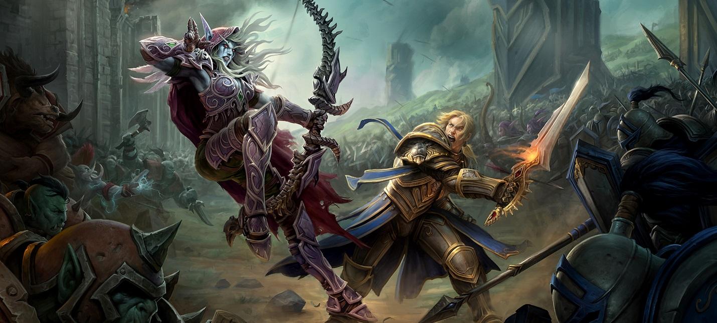Художник представил, как бы мог выглядеть файтинг по вселенной Warcraft