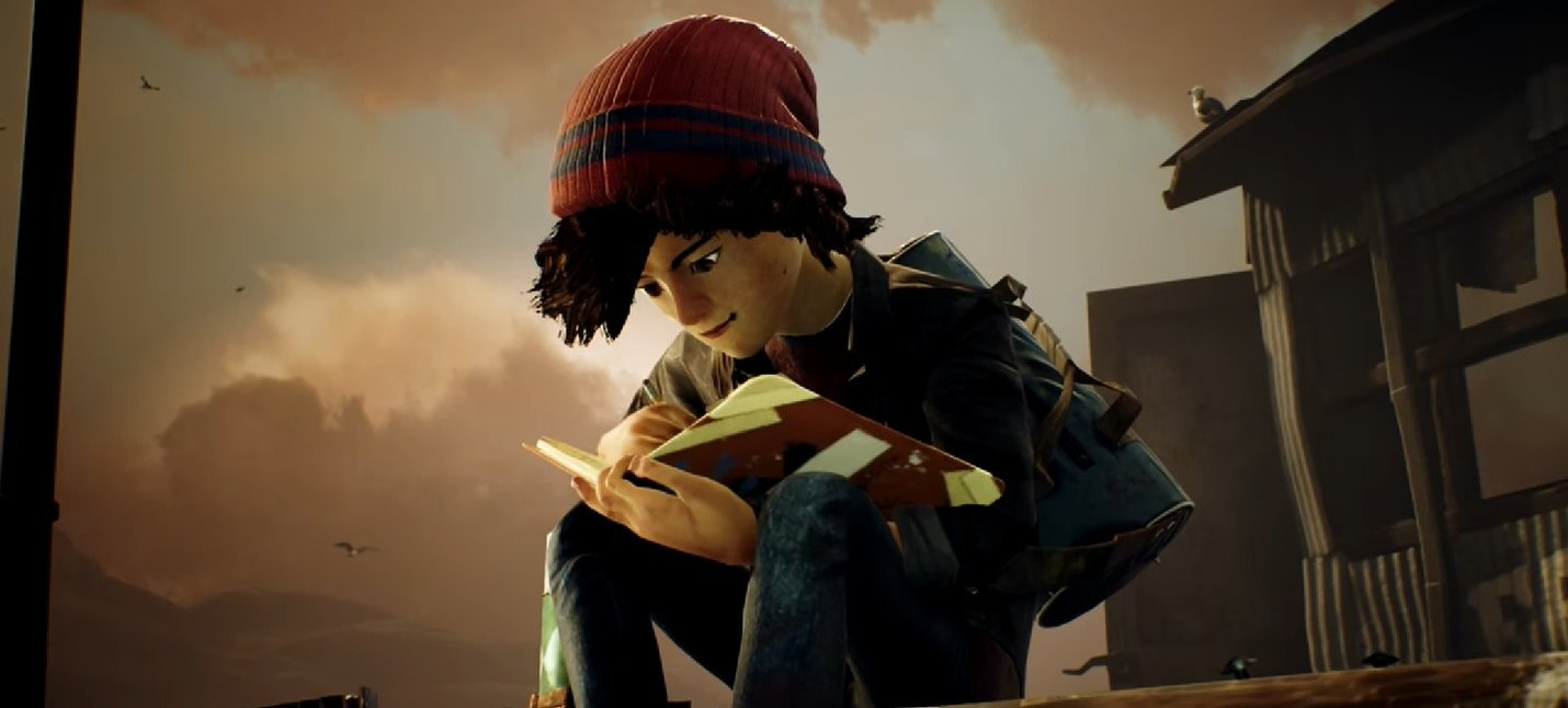 PS4-эксклюзив Concrete Genie ушел на золото