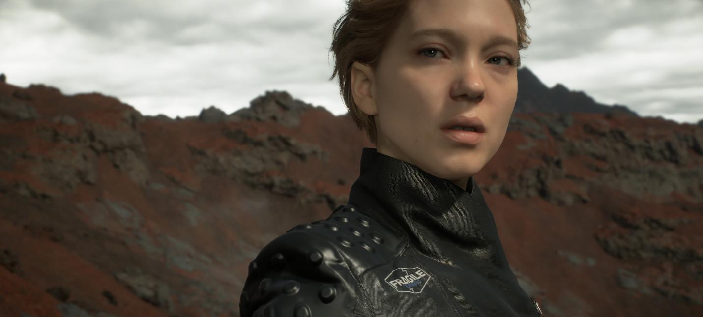 TGS 2019: Точное время начала стрима с геймплеем Death Stranding