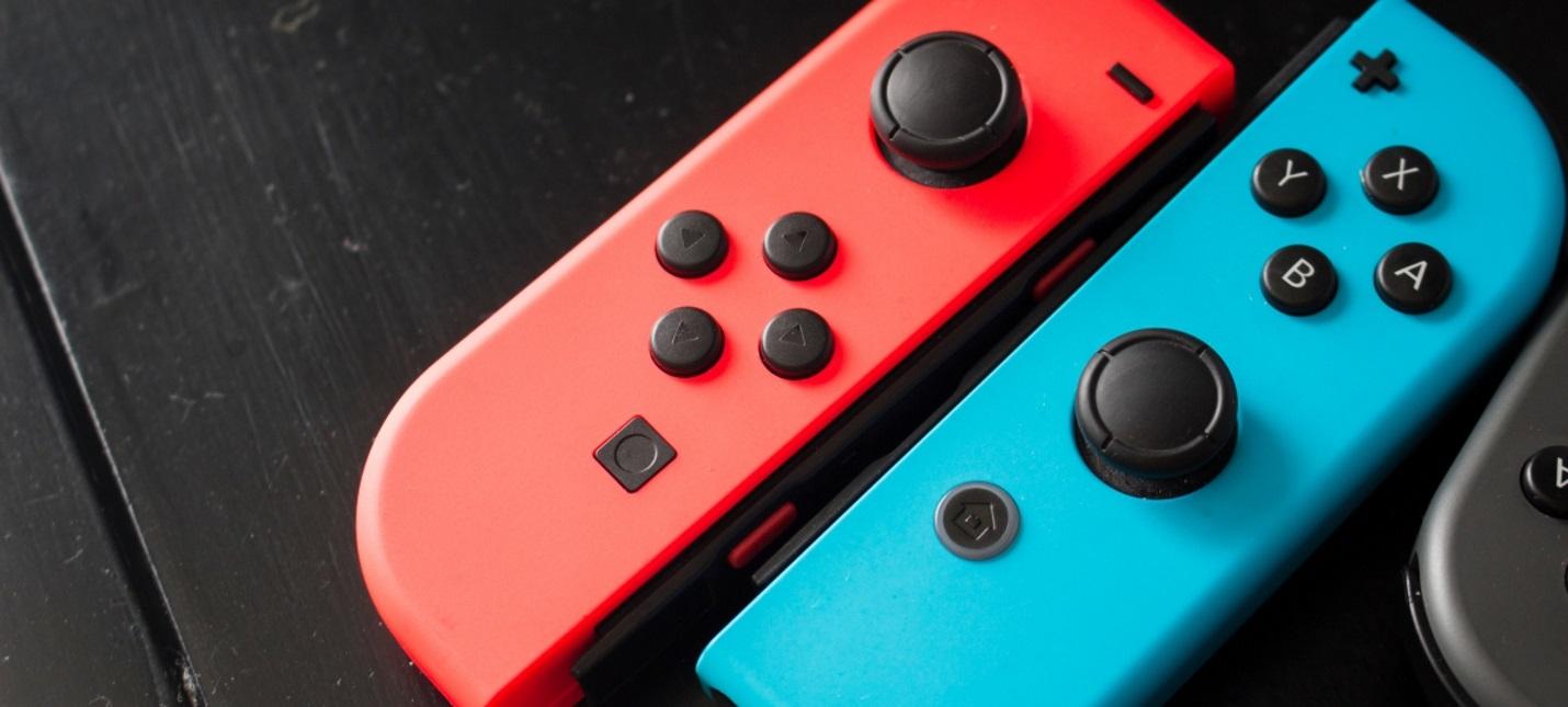 Nintendo зарегистрировала патент на новый дизайн джойконов для Switch