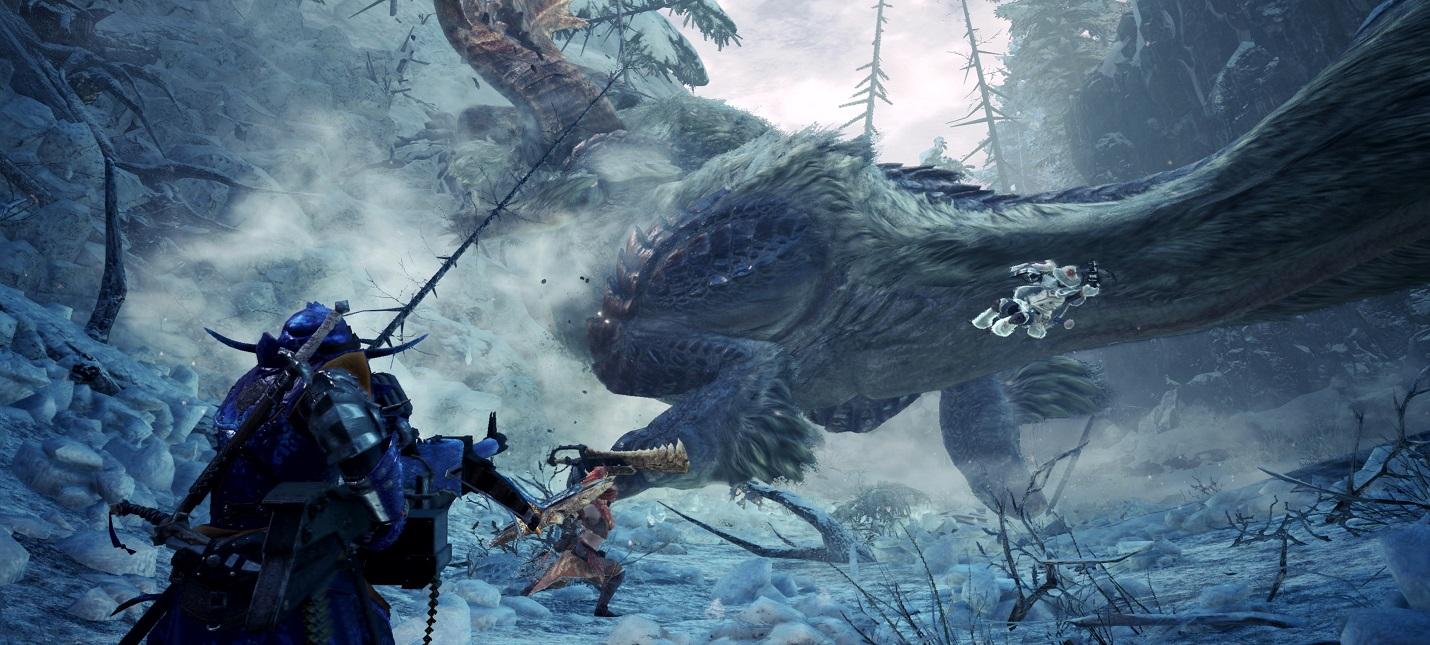 Гайд Monster Hunter World: Iceborne — как убить всех монстров. Часть 1