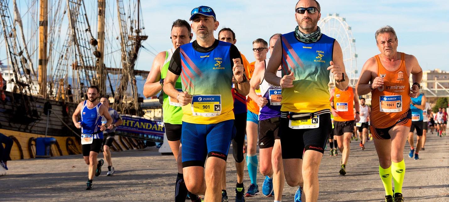 Китайские ученые утверждают, что марафонцы бегут медленнее в городах с высокими показателями загрязнения воздуха